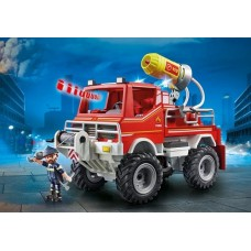 Fire Truck - Playmobil City Action Fire NEW in 2019