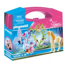 Fairy with Unicorn Carry Case - Playmobil NEW in 2021 COMING SOON