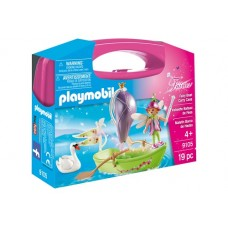 Fairy Boat Carry Case - Playmobil Fairies