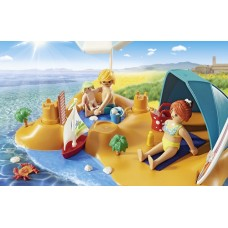 Family Beach Day - Playmobil  LIMITED STOCK