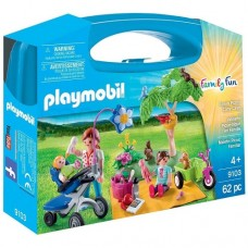Family Picnic Carry Case - Playmobil  LIMITED STOCK