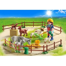 Farm Animal Pen - Playmobil Country Farm *