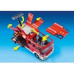 Fire Engine with Lights & Sound - Playmobil City Action Fire