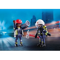 Fire Fighters Rescue - Playmobil City Action NEW in 2020