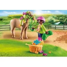 Girl with Pony - Playmobil  NEW in 2020
