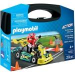 Go Kart Carry Case - Playmobil