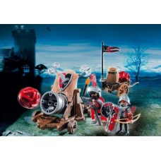 Hawk Knights' Battle Cannon - Playmobil Knights NEW in 2017