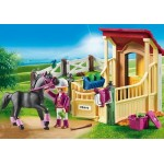 Horse Stable with Arabian - Playmobil Country
