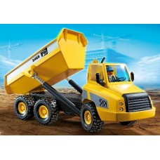 Industrial Dump Truck - Playmobil City Action Construction *