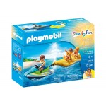 Personal Watercraft with Banana Boat - Playmobil