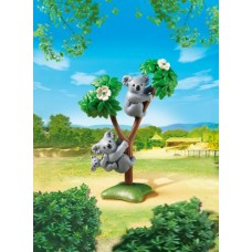 Koala Family - Playmobil City Life Zoo *