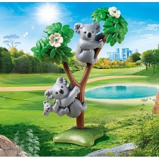 Koalas with Baby - Playmobil City Life Zoo  NEW in 2021 COMING SOON