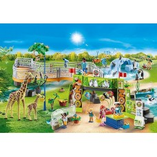 Large City Zoo - Playmobil City Life Zoo  NEW in 2021