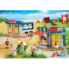 Camping Ground Large  - Playmobil  NEW in 2020 70087