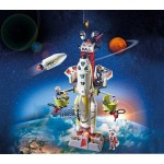Mission Rocket with Launch Site - Playmobil Space