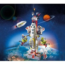 Mission Rocket with Launch Site - Playmobil Space NEW 2019