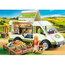 Mobile Farm Market/Shop - Playmobil Country