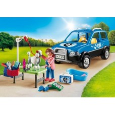 Mobile Pet Groomer - Playmobil  NEW in 2019