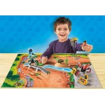 Motocross Play Map - Playmobil NEW in 2019
