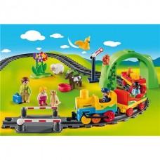 My First Train Set - Playmobil 123