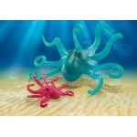Octopus with Baby - Playmobil Aquarium
