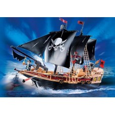 Pirate Combat Ship - Playmobil Pirates