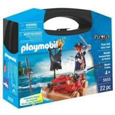 Pirate Raft Carry Case - Playmobil Pirates