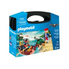 Pirate Raider Carry Case - Playmobil Pirates