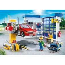 Car Repair Garage - Playmobil LIMITED STOCK