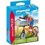 Mountain Biker - Playmobil 70303