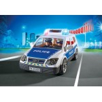 Police Car with Light and Sound - Playmobil City Action Police