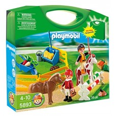 Pony Farm Carry Case - Playmobil Pony Farm  *