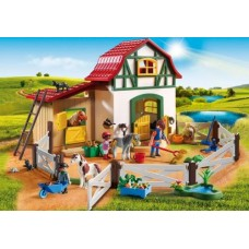 Pony Farm - Playmobil Pony Farm  *