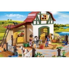 Pony Farm - Playmobil Country