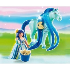 Princess Luna with Horse - Playmobil *