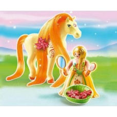 Princess Sunny with Horse - Playmobil *