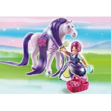 Princess Viola with Horse - Playmobil*