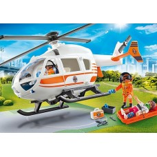Rescue Helicopter - Playmobil City Action - NEW in 2020