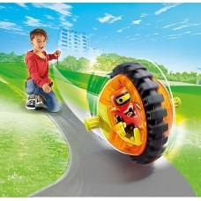 Roller Racer - Orange - Playmobil