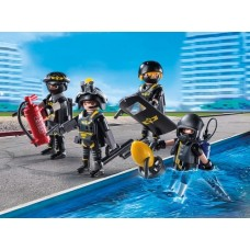 SWAT Team - Playmobil  LIMITED STOCK