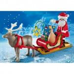 Santa's Sleigh & Reindeer - Playmobil LIMITED STOCK