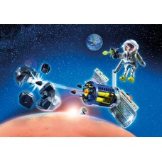 Satellite Meteoroid Laser - Playmobil Space NEW 2019