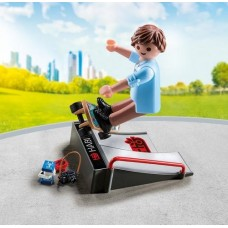 Skateboarder with Ramp - Playmobil