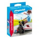 Skateboarder with Ramp - Playmobil--