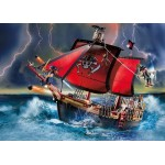 Skull Pirate Ship - Playmobil