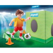 Soccer Player with Goal - Playmobil