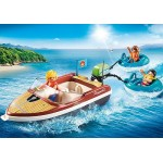 Speed Boat with Tube Riders - Playmobil  NEW in 2020