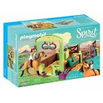 Spirit Riding Free - Horse Stable 'Lucky & Spirit' - Playmobil