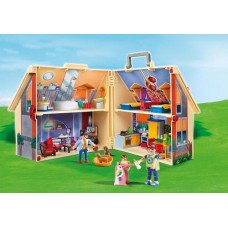 Take Along Modern Dolls House - Playmobil