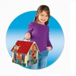 Take Along Modern Dolls House - Playmobil